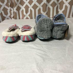 Bundle Set Of Girl's Booties